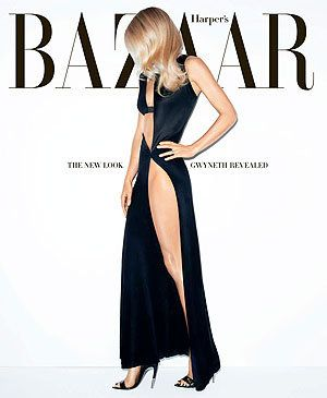 Hot damn. Gwyneth Paltrow is a smokin' 39-year-old mom. She works her buns off for it. Even if she is a bit quirky.