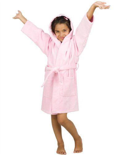 TOPSELLER! TowelSelections Hooded Kids Bathrobe - 100% Turkish ... 3f97ae101