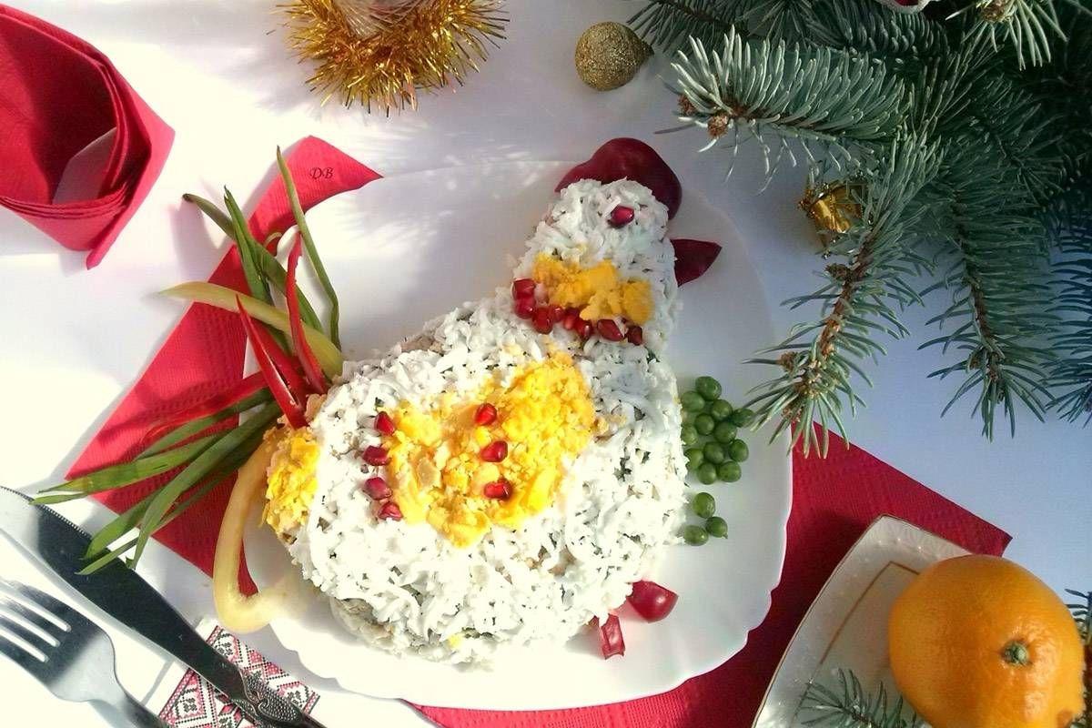 Лучшие новогодние рецепты пошаговое фото