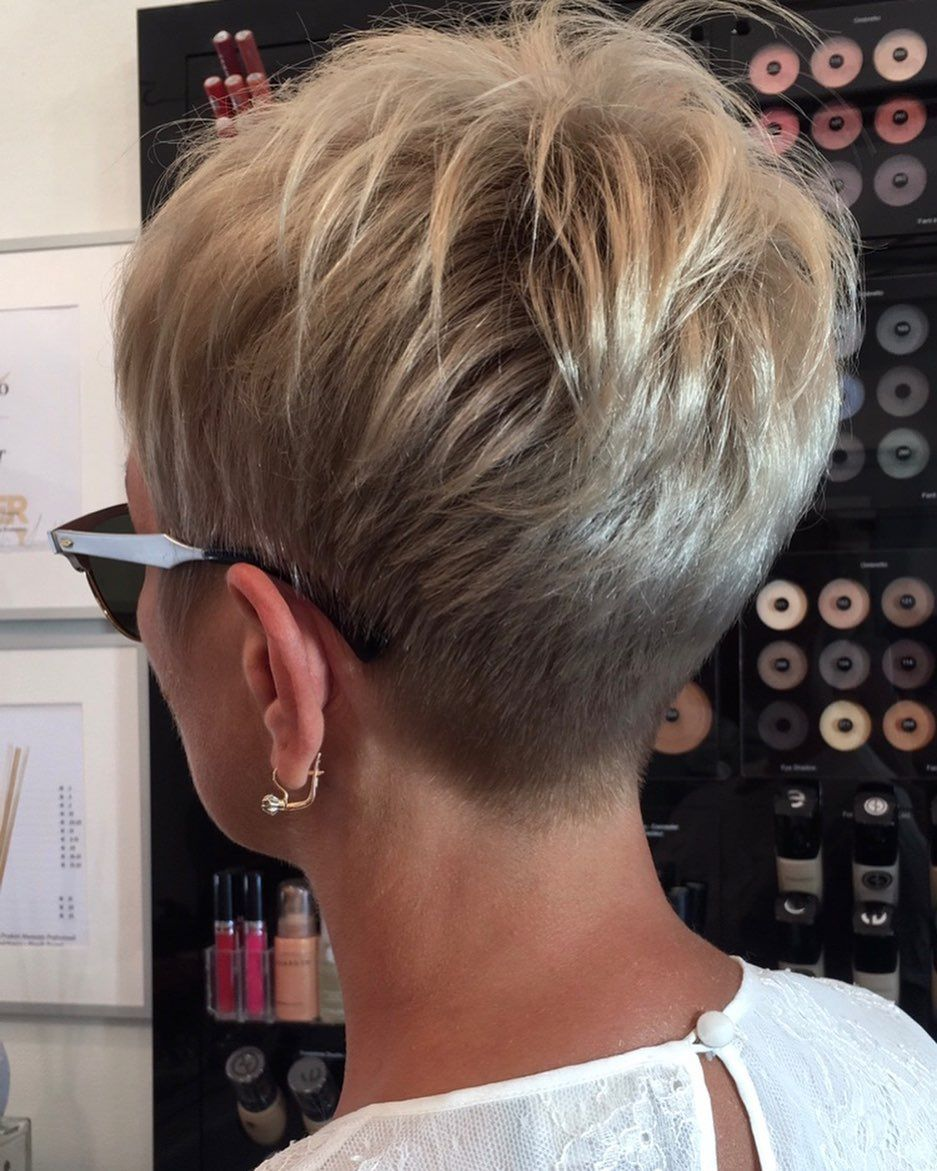 30+ The Best Pixie Haircuts for Fine Hair #finehair