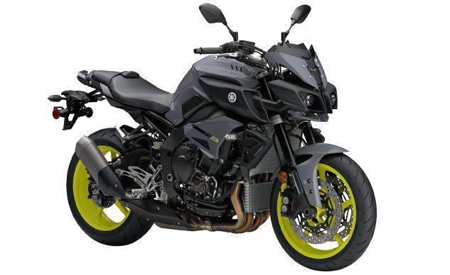 2017 Yamaha Fz 10 Announced For Canada Yamaha Fz Yamaha Bikes