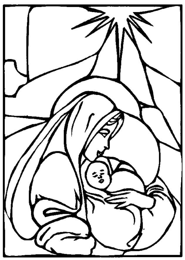 coloring page Bible Christmas Story - Bible Christmas Story lord - new coloring pages for christmas story