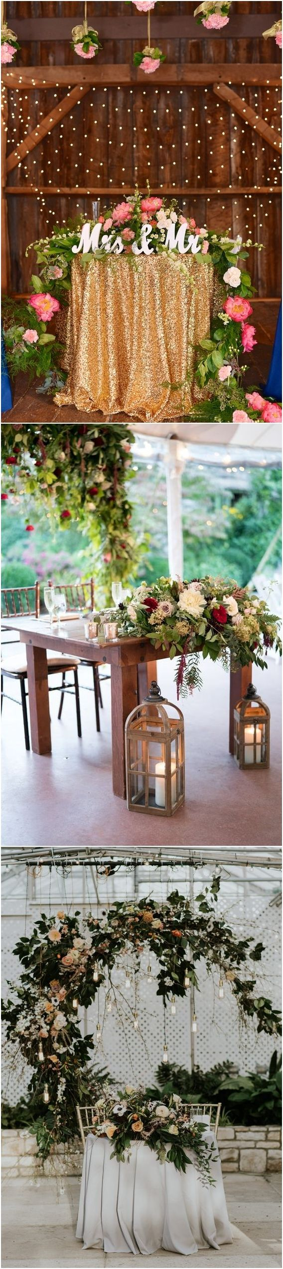 20 Rustic Country Wedding Head Sweetheart Table Ideas Country Weddings