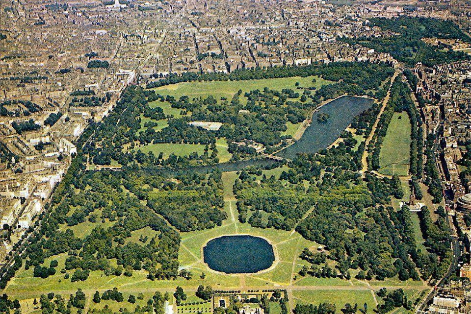 девушка картинки с лондоном парки лондона того, чтобы