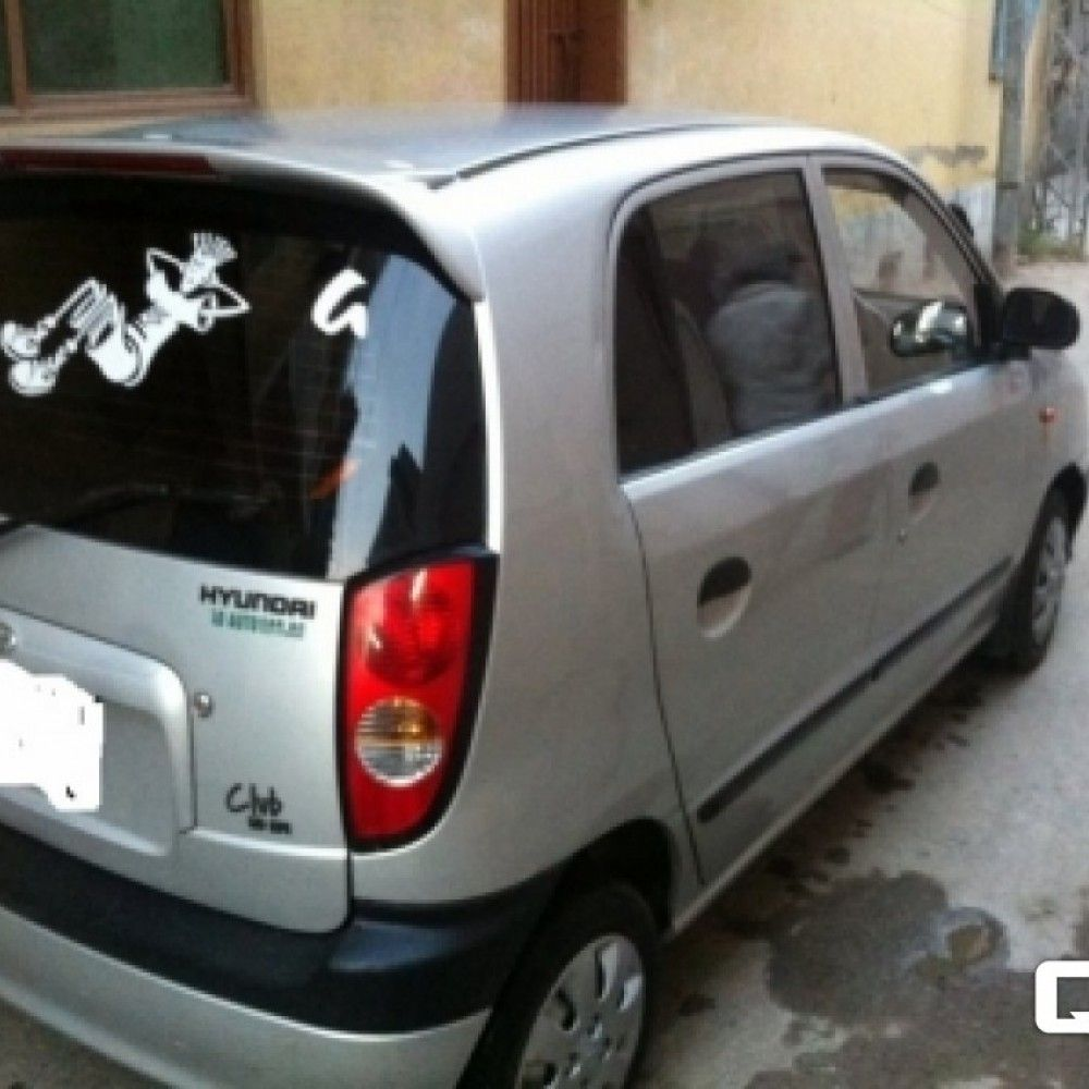 Comments by Seller i want to sale my santro car. total