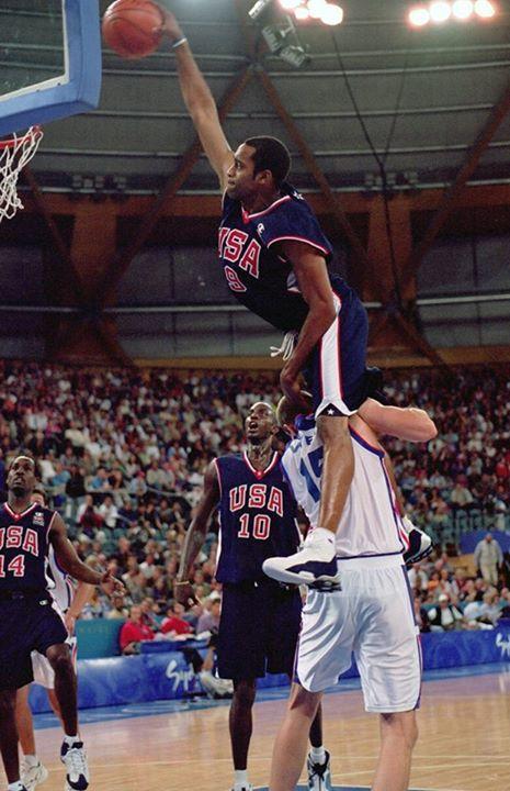 Vinsanity on USA Basketball