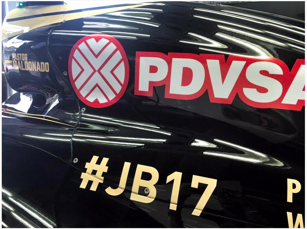 Lotus F1 team Hungary 2015 #JB17