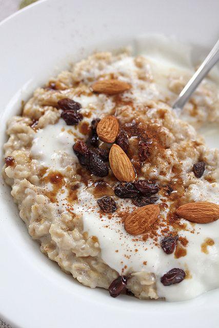 ontbijt met veel eiwitten