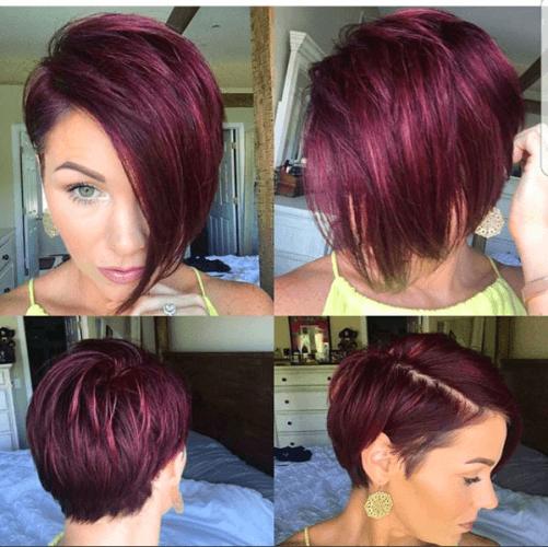 10 hübsche, einfache kurzhaarfrisuren für feines haar