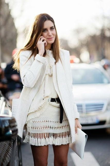 Women's fashion | Elegant business outfit
