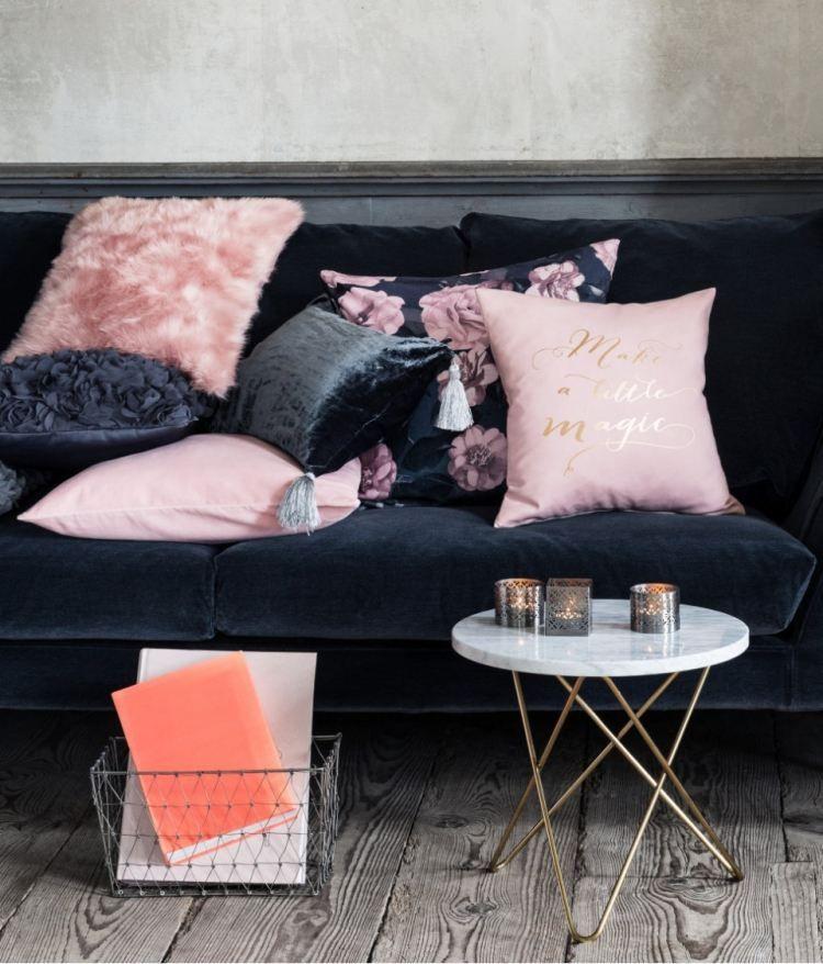 Déco salon moderne pour une atmosphère chaleureuse | déco appart ...