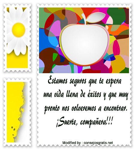 Pin de Ange Cruz en Consejos | Frases de despedida ...
