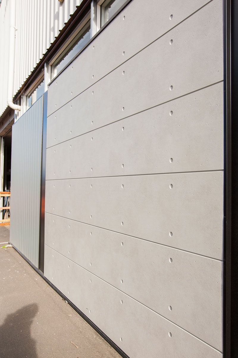 Csr cemintel exterior facades pinterest photos and all - Exterior wall finishes materials ...