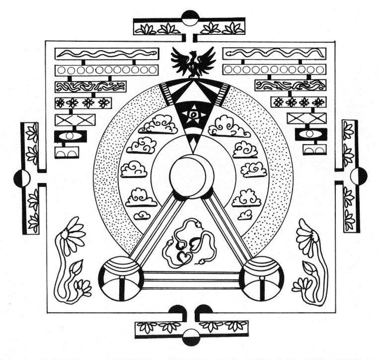 Mandalas Con Imagenes