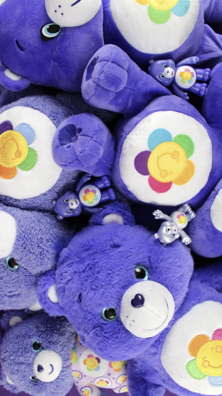 Care Bears Wallpaper From Instagram Harmony Bear Care Bears And Cb