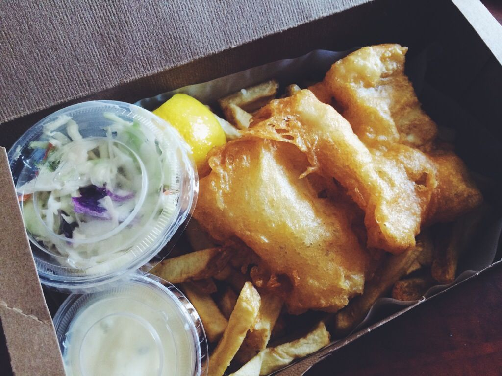 Catch of the Day Nanaimo's Best Fish & Chips! Fish and