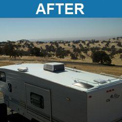 Liquid Roof Coatings for RV Roof Leaks Repair | Camping fun! | Roof