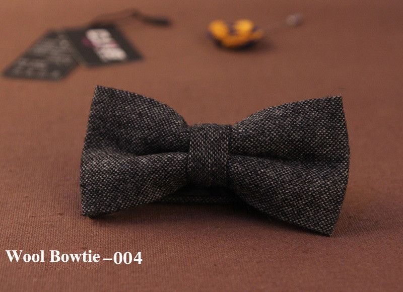 Fashion wool bow tie mens casual business bowtie womens wedding fashion wool bow tie mens casual business bowtie womens wedding party cravat british style butterfly ties ccuart Gallery