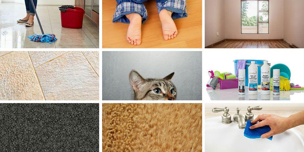 6 Expertentipps zur Bodenpflege Fliesen, Parkett, Laminat - fliesen oder laminat in der küche