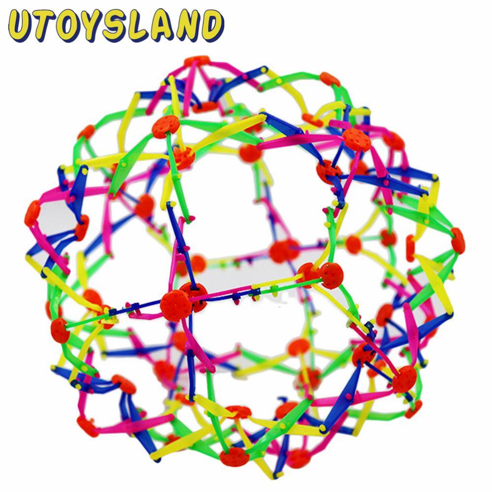 UTOYSLAND Versenkbare Veränderbare Magische Ball Hand Fangen Ball ...