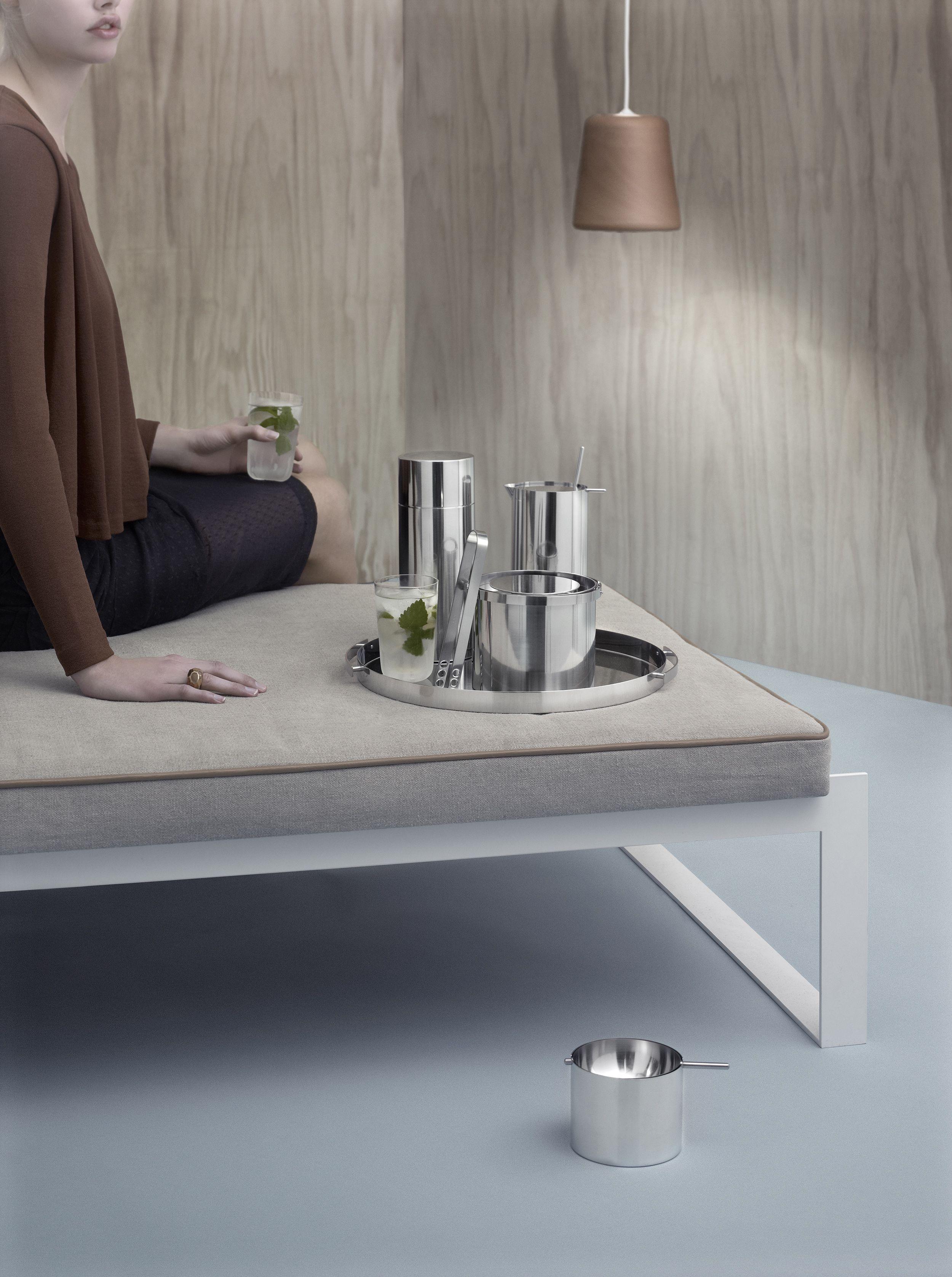 Modern classic Cylinda-line cocktail range by Arne Jacobsen