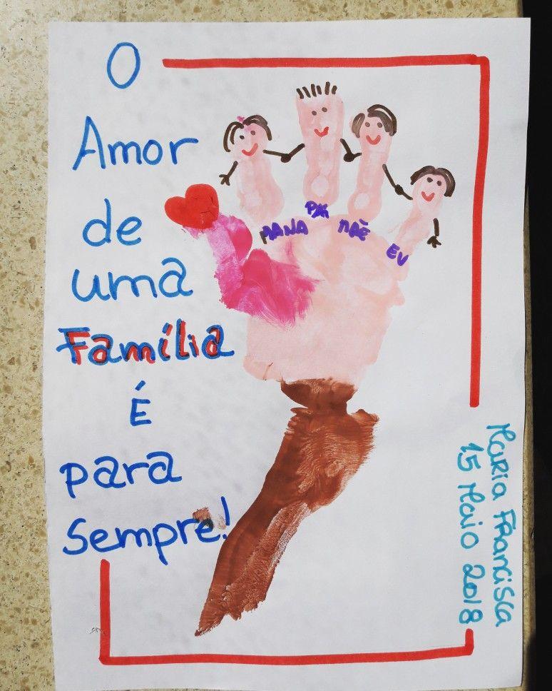 Dia Da Familia 15 Maio Dia Da Familia Projeto Familia Educacao