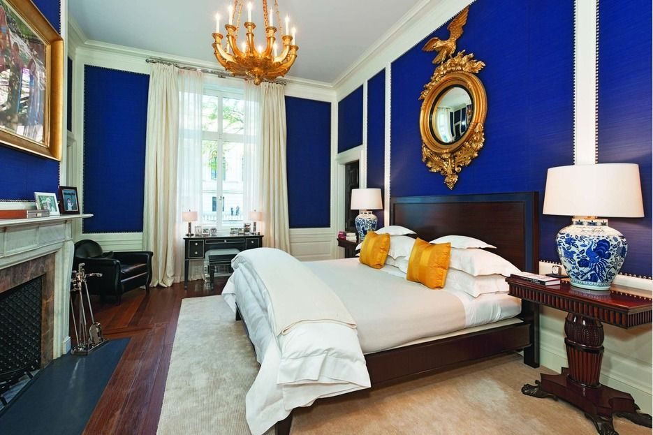 Best Cobalt Blue Bedroom Cobalt Blue Bedrooms Blue Bedroom 400 x 300