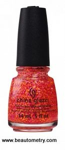China Glaze- Electric Nights- Let the Beat Drop