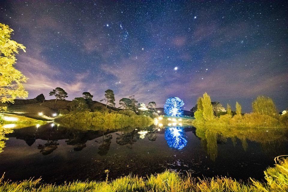 Hobbiton, New Zealand Adventure tours, Stunning view