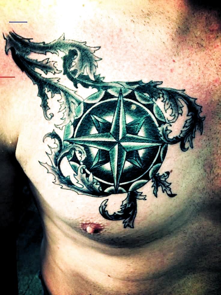 Photo of hommes poitrine tatouage idées citations # hommes # orchestre # tatouage # hommes ~ hommes poitrine tatouage + hommes …