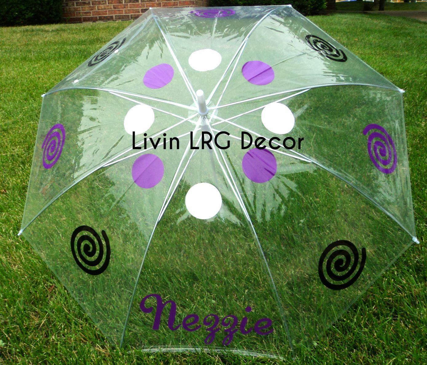 #clearumbrella