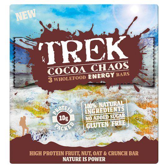 Trek Energy Cocoa Chaos Multipack 3X55g