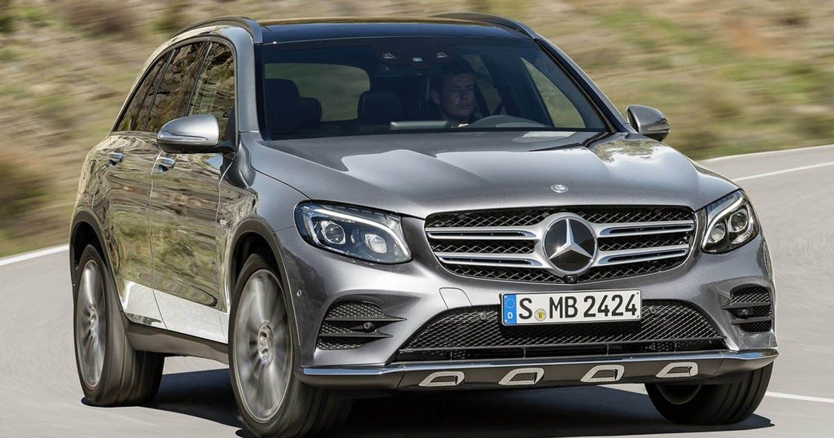 Mercedes Glc 350e Phev Priced From 49 990 In The U S Carscoops Mercedes Benz Glc Mercedes Benz Benz