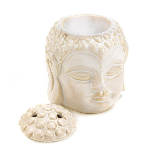 Found it at Wayfair - Peaceful Buddha Oil Warmer