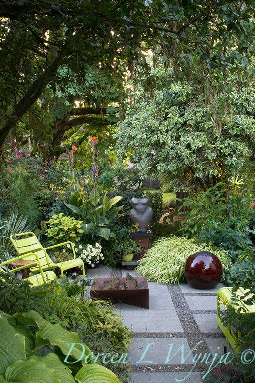 Sunset Landscape Book Ii Eyeofthelady Small Garden 400 x 300