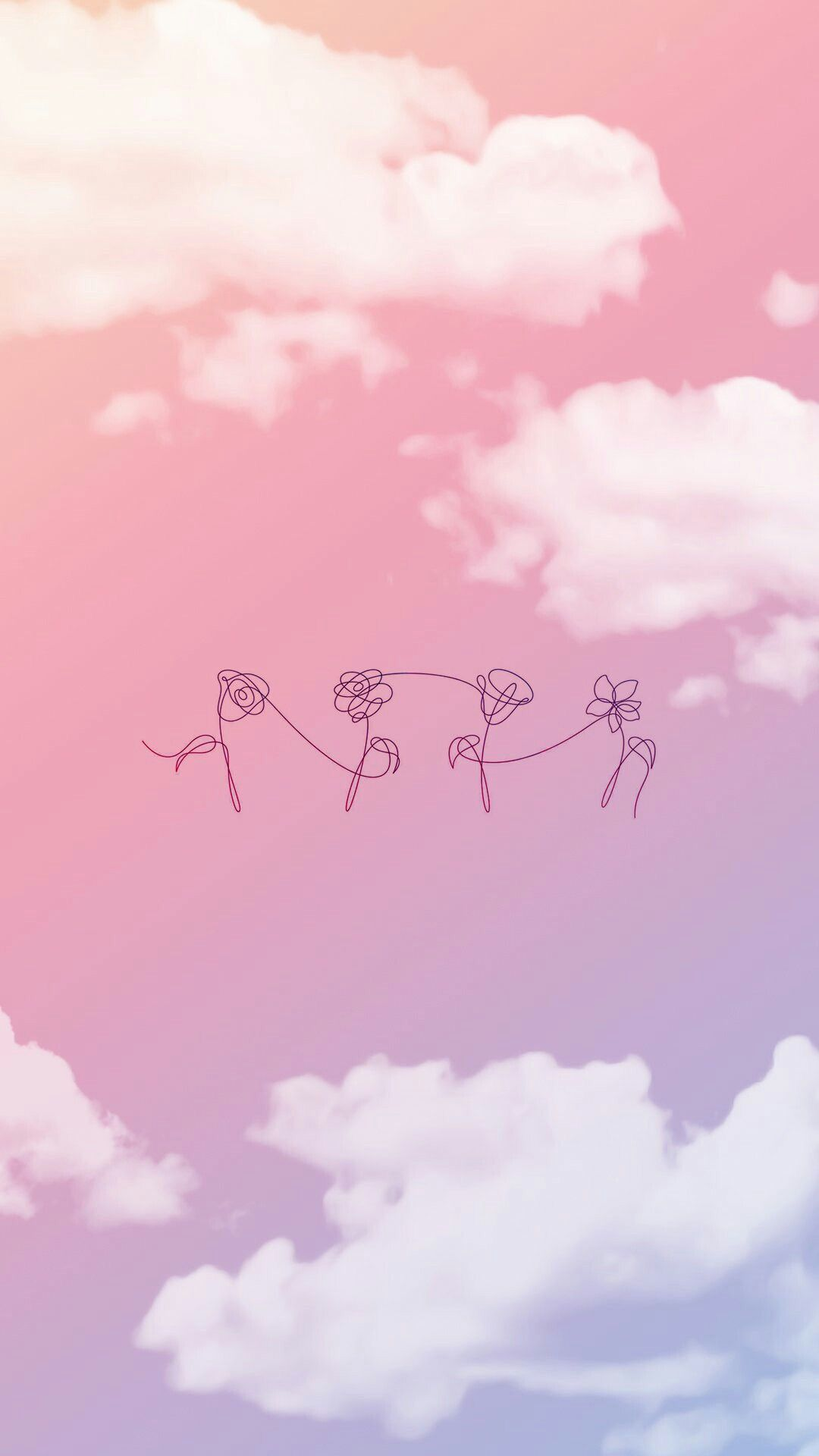 Love Yourself Flowers Bts Wallpaper Kpop Wallpaper Bts Wallpaper Bts Lockscreen
