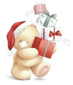 Pin By Marite Gutierrez On Forever Friends Christmas Forever Friends Bear Hello Kitty Christmas Friends Forever