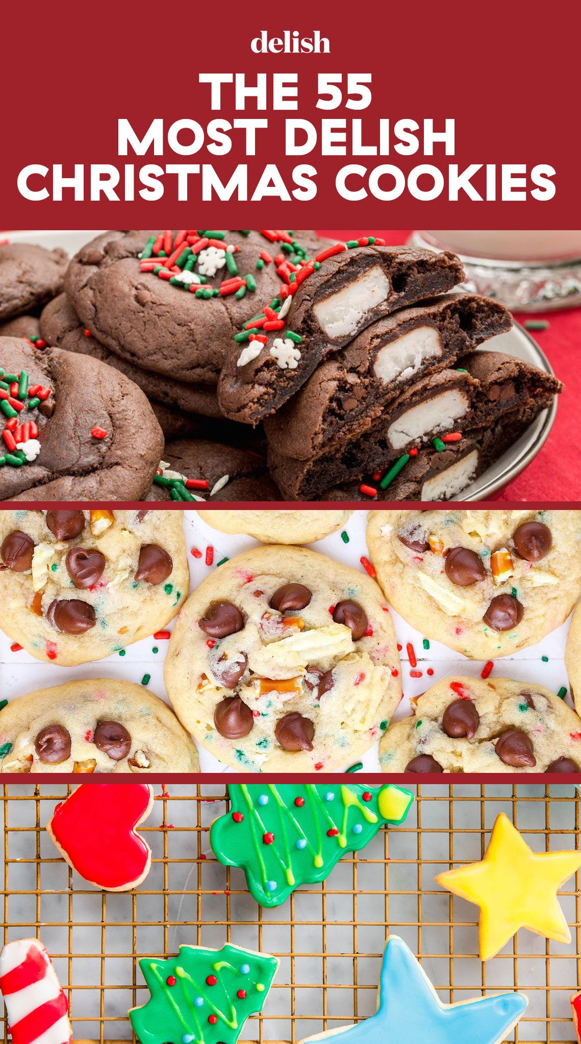 Christmas Cookies That You Ll Finish Before Santa Arrives Holiday