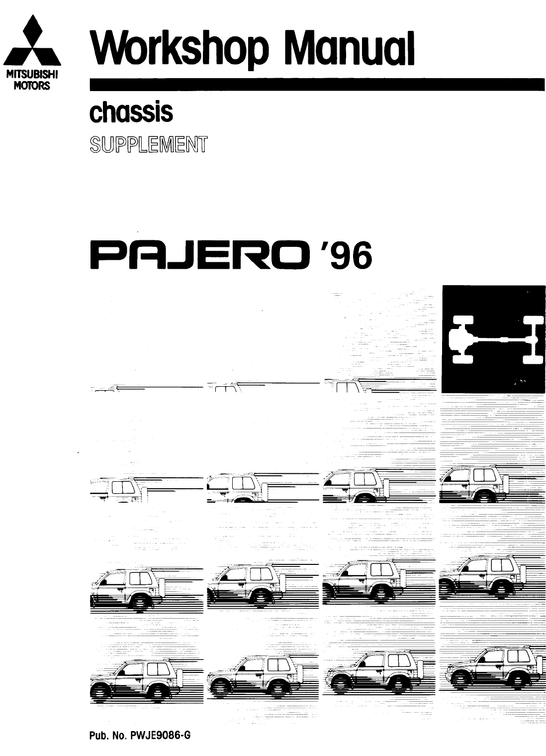 Mitsubishi Pajero 1996 Workshop Manual Pdf Mitsubishi Pajero Manual Workshop
