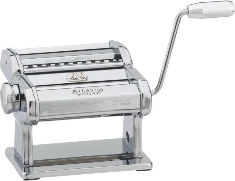 Atlas 150 Aluminum Pasta Maker Pasta Maker Specialty Appliances