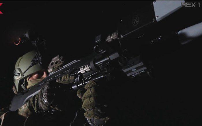 Wie Ein Aufgemotztes Gewehr Anti Drohnen Waffe Des Kalaschnikow Konzerns Im Detail Kalaschnikow Gewehr Drohnen