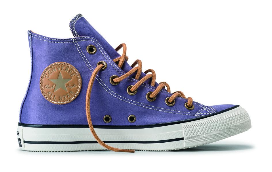 No site da Converse você encontra os últimos modelos de All