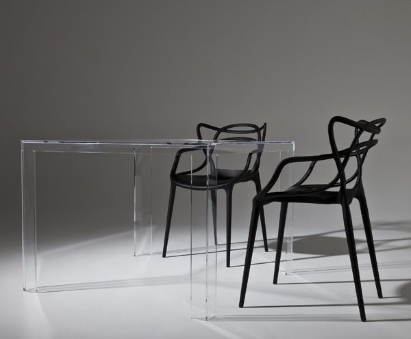 Kartell tavolo invisible thisnthat