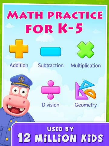 Splash Math K5 Fun Learning Games for Kindergarten, First, Second ...
