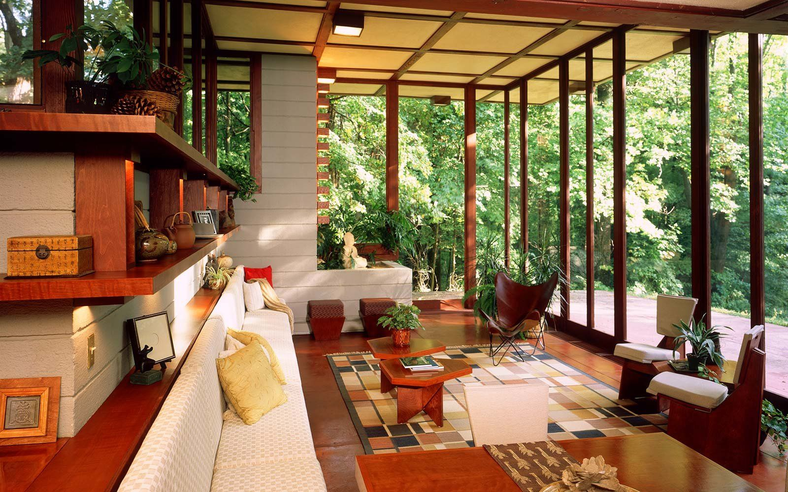Photo of 10 Must-See Houses Designed by Architect Frank Lloyd Wright