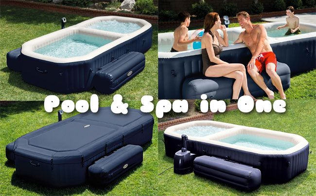 What Makes the Intex Hot Tub & Pool Set Different from Other ...