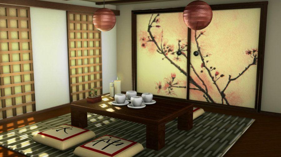 Pin by Adeline Hughes on Home Design Diy | Japanese tea ...
