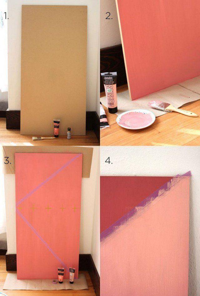 Déco chambre ado fille à faire soi-même – 25 idées cool | deco ...