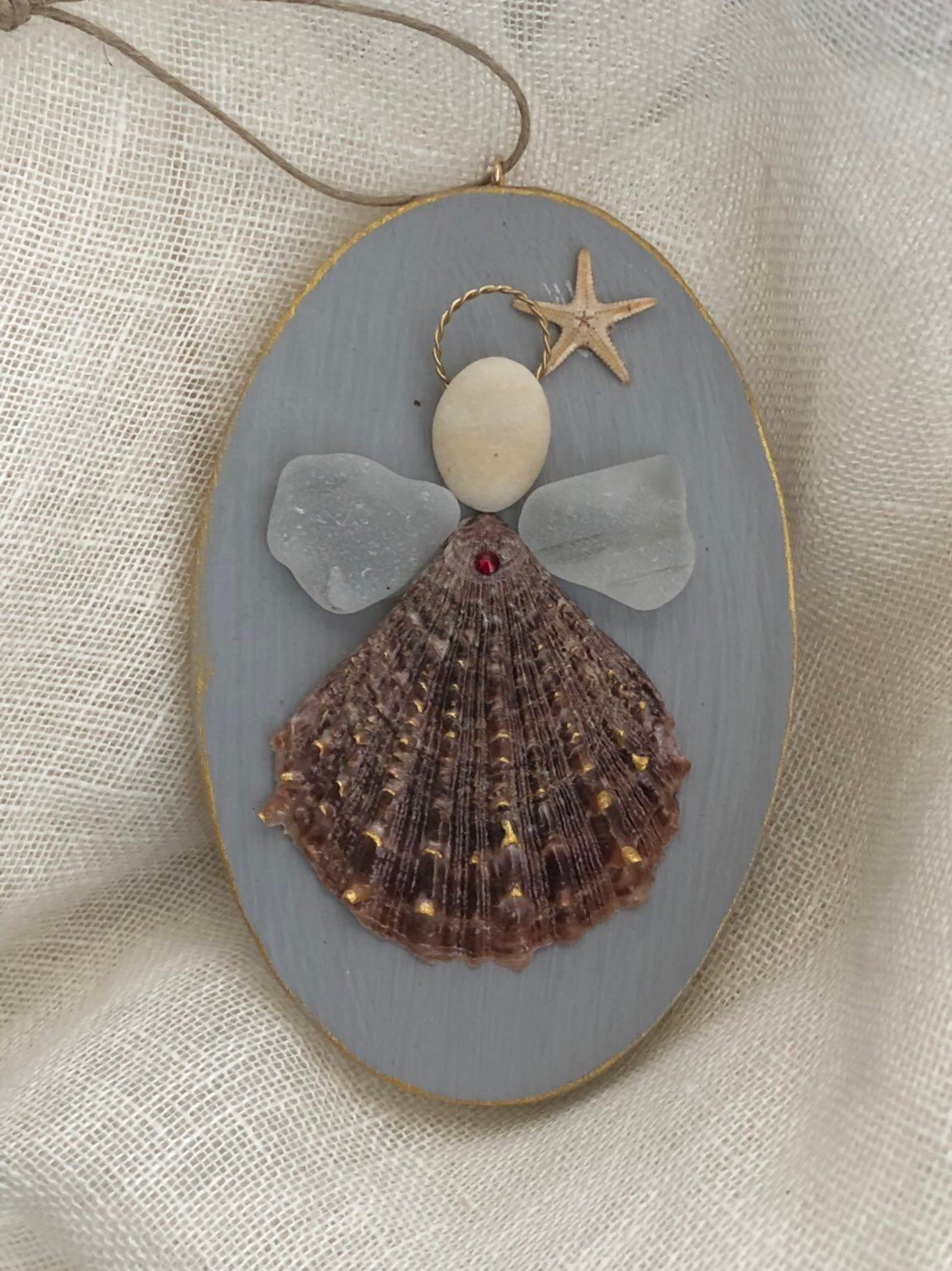 Pin On Shell Ornaments