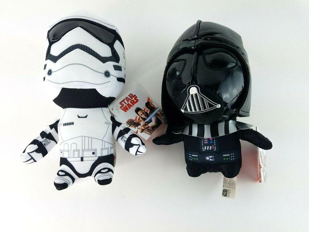 Disney Parks Star Wars Stormtrooper Plush Figure 14 inch